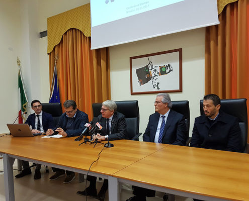 raccolta differenziata a Brindisi